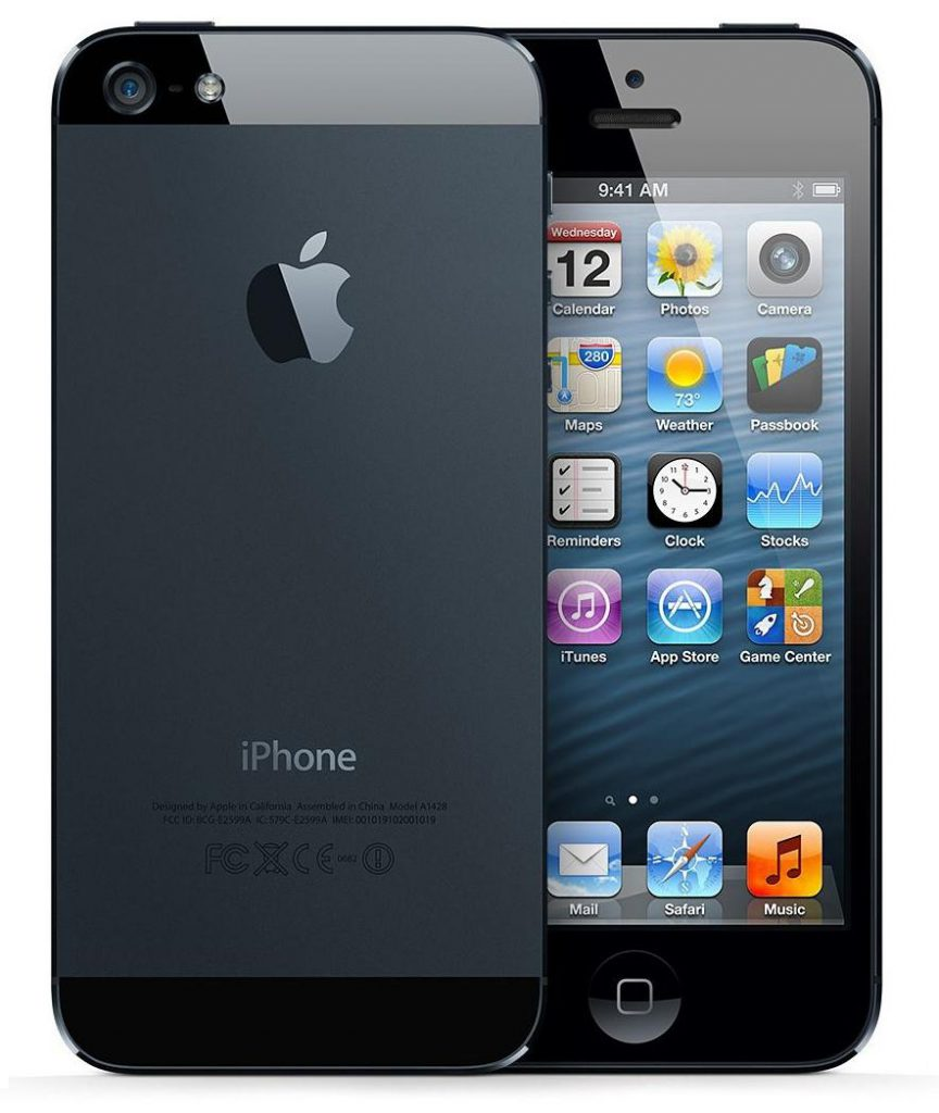 iphone 5 reparatie